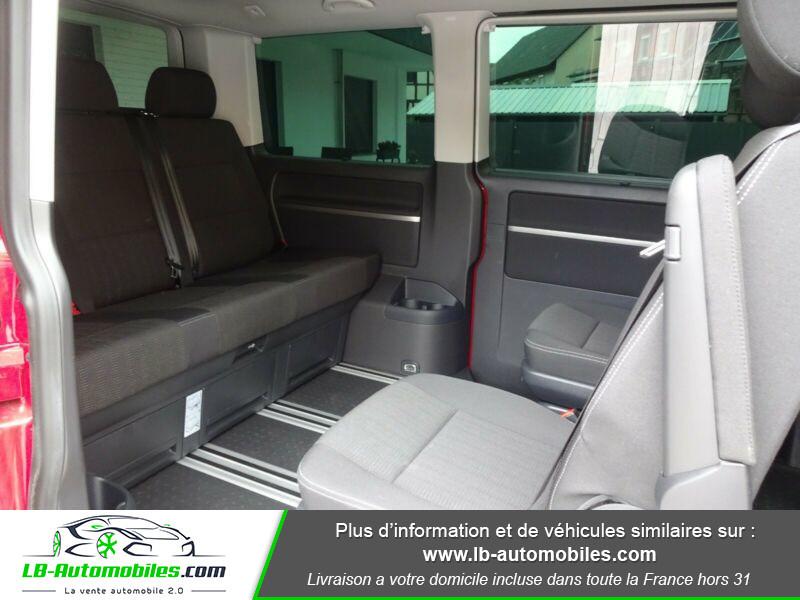 Volkswagen Multivan 2.0 TDI 204 DSG7 Rouge occasion à Beaupuy - photo n°18