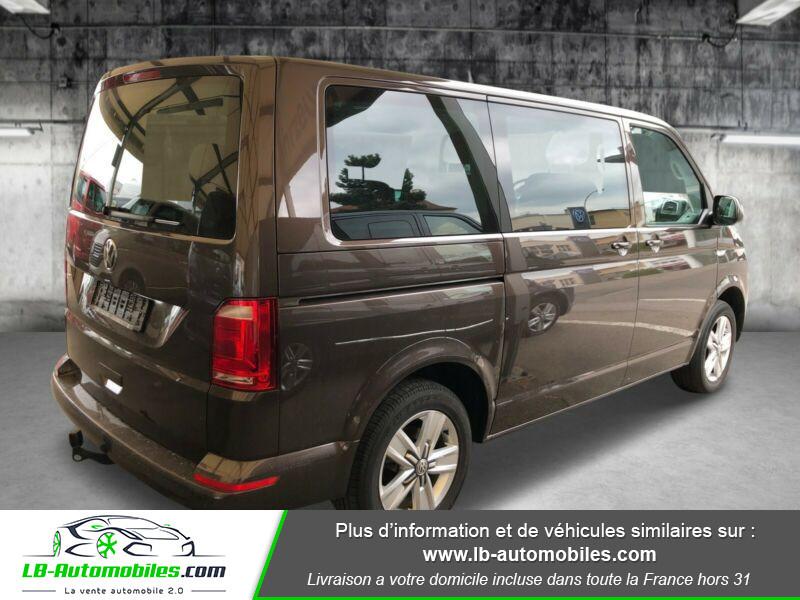 Volkswagen Multivan 2.0 TDI 204 DSG7 Marron occasion à Beaupuy - photo n°3