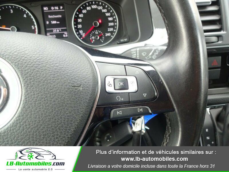 Volkswagen Multivan 2.0 TDI 204 DSG7 Rouge occasion à Beaupuy - photo n°13