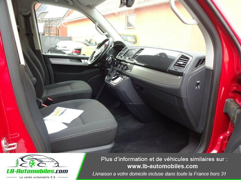 Volkswagen Multivan 2.0 TDI 204 DSG7 Rouge occasion à Beaupuy - photo n°17