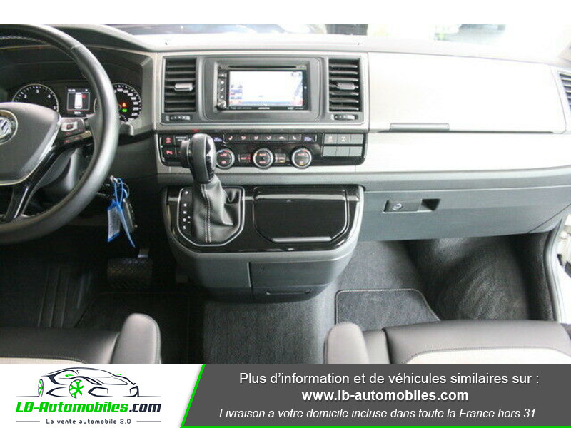 Volkswagen Multivan 2.0 TDI 204 DSG7 Blanc occasion à Beaupuy - photo n°7