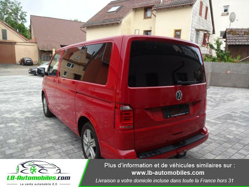 Volkswagen Multivan 2.0 TDI 204 DSG7 Rouge occasion à Beaupuy - photo n°7