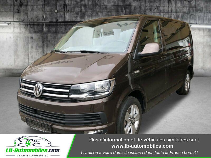 Volkswagen Multivan 2.0 TDI 204 DSG7 Marron occasion à Beaupuy