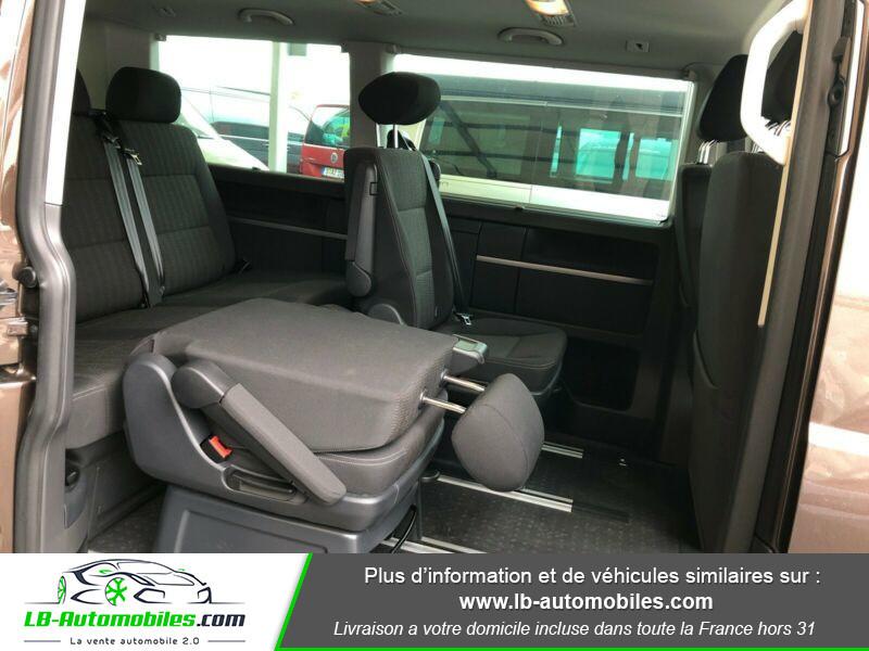 Volkswagen Multivan 2.0 TDI 204 DSG7 Marron occasion à Beaupuy - photo n°11