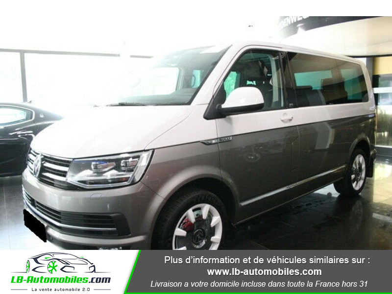 Volkswagen Multivan 2.0 TDI 204 DSG7 Blanc occasion à Beaupuy - photo n°4