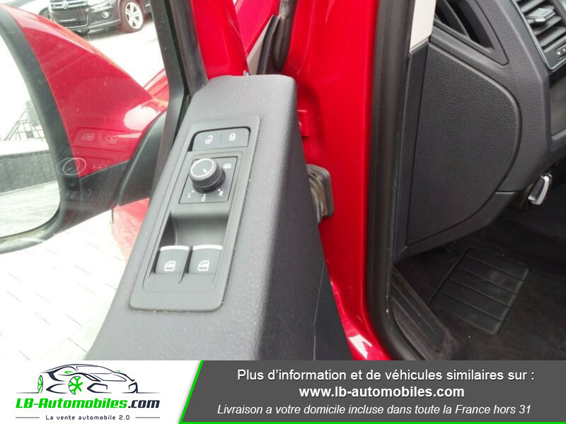 Volkswagen Multivan 2.0 TDI 204 DSG7 Rouge occasion à Beaupuy - photo n°9