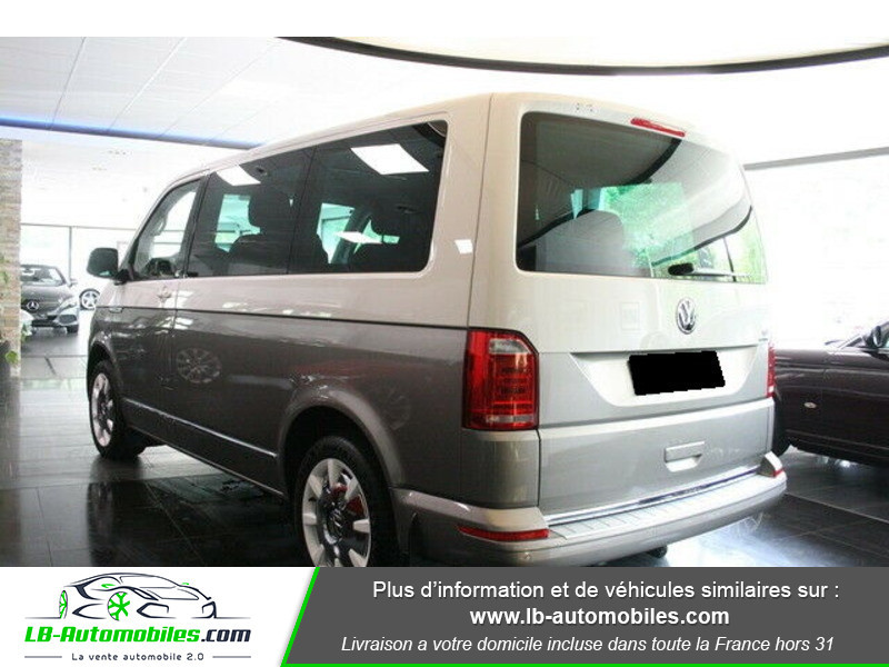 Volkswagen Multivan 2.0 TDI 204 DSG7 Blanc occasion à Beaupuy - photo n°3