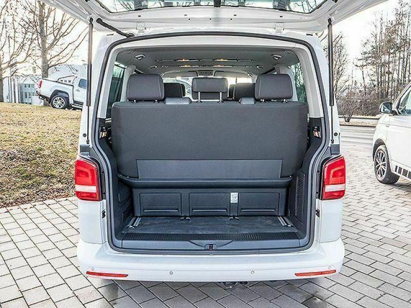 Volkswagen Multivan T5 2.0 TDI 140 ch 7 Places  occasion à Beaupuy - photo n°8