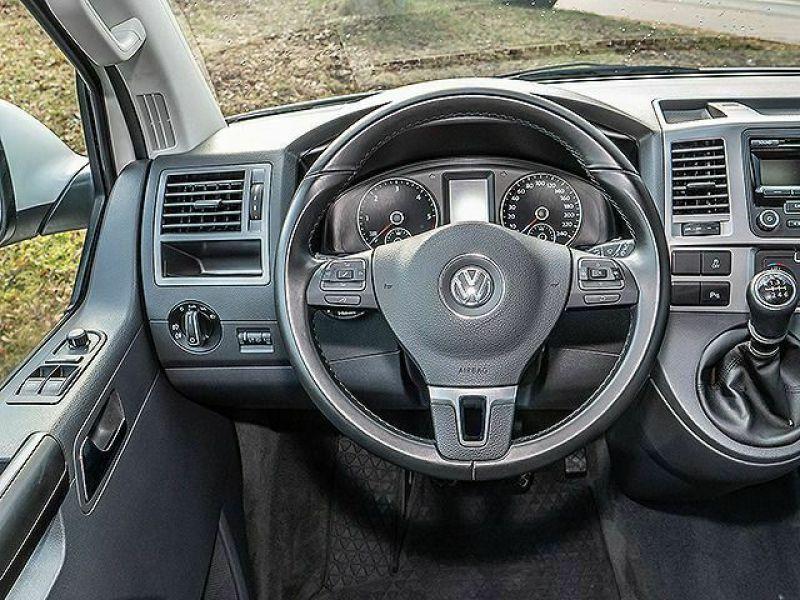 Volkswagen Multivan T5 2.0 TDI 140 ch 7 Places  occasion à Beaupuy - photo n°2