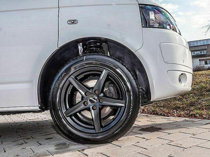 Volkswagen Multivan T5 2.0 TDI 140 ch 7 Places  occasion à Beaupuy - photo n°9