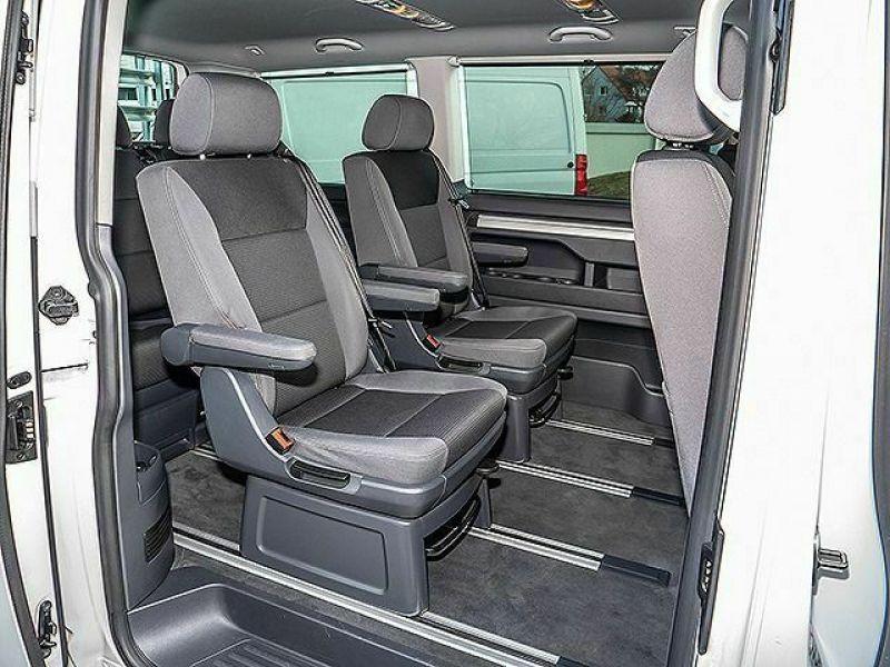 Volkswagen Multivan T5 2.0 TDI 140 ch 7 Places  occasion à Beaupuy - photo n°6