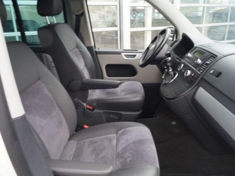 Volkswagen Multivan T5 2.0 TDI 180 ch Blanc occasion à Beaupuy