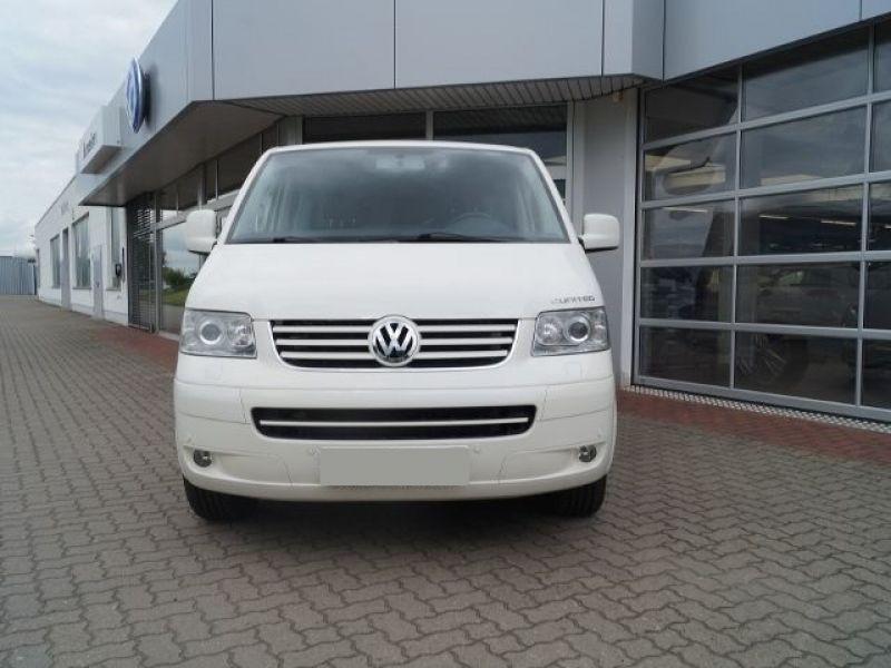 Volkswagen Multivan T5 2.0 TDI 180 ch Blanc occasion à Beaupuy - photo n°5