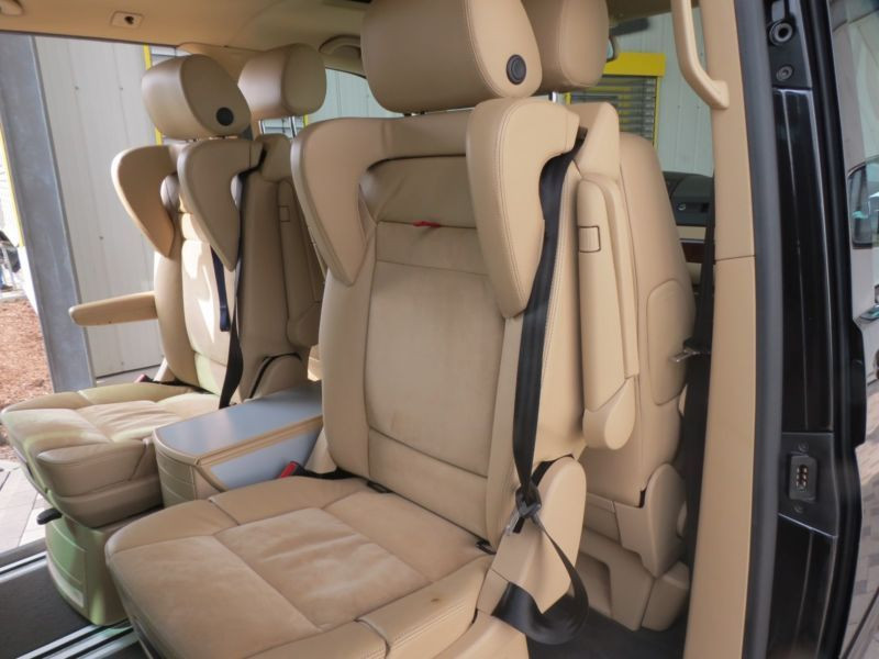 Volkswagen Multivan T5 2.0 TDI 180 ch  occasion à Beaupuy - photo n°4