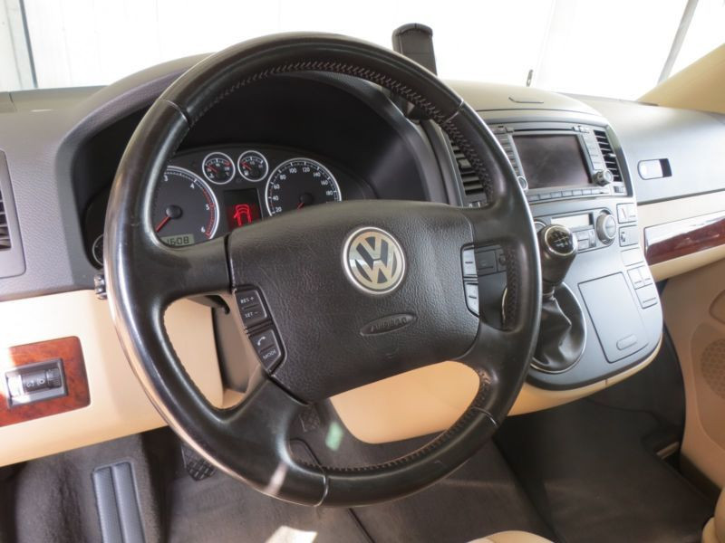 Volkswagen Multivan T5 2.0 TDI 180 ch  occasion à Beaupuy - photo n°5