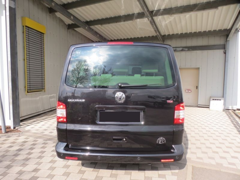 Volkswagen Multivan T5 2.0 TDI 180 ch  occasion à Beaupuy - photo n°9