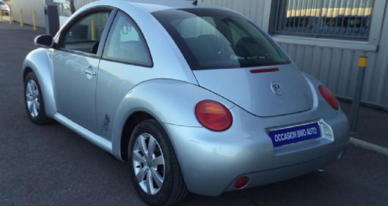 Volkswagen New Beetle 1.9 TDI 100 CV Gris occasion à Saint Parres Aux Tertres - photo n°4
