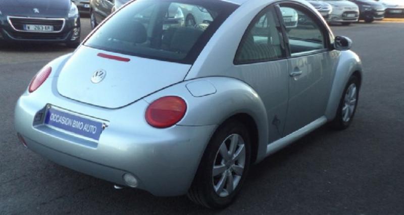 Volkswagen New Beetle 1.9 TDI 100 CV Gris occasion à Saint Parres Aux Tertres - photo n°3