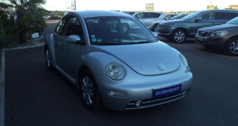 Volkswagen New Beetle 1.9 TDI 100 CV Gris occasion à Saint Parres Aux Tertres - photo n°2