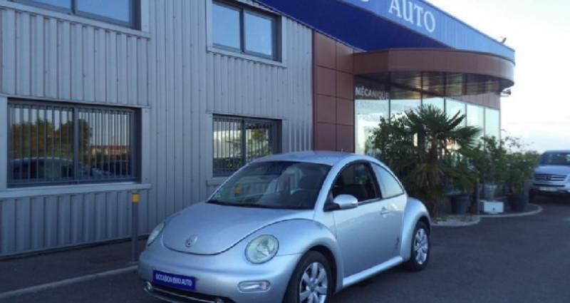 Volkswagen New Beetle 1.9 TDI 100 CV Gris occasion à Saint Parres Aux Tertres