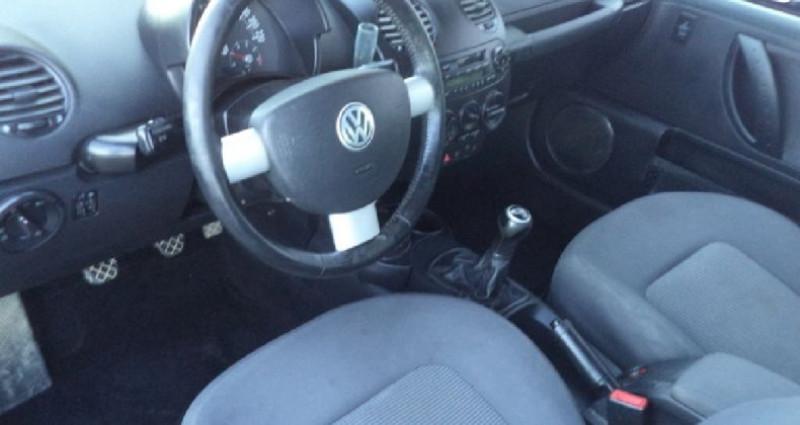 Volkswagen New Beetle 1.9 TDI 100 CV Gris occasion à Saint Parres Aux Tertres - photo n°5