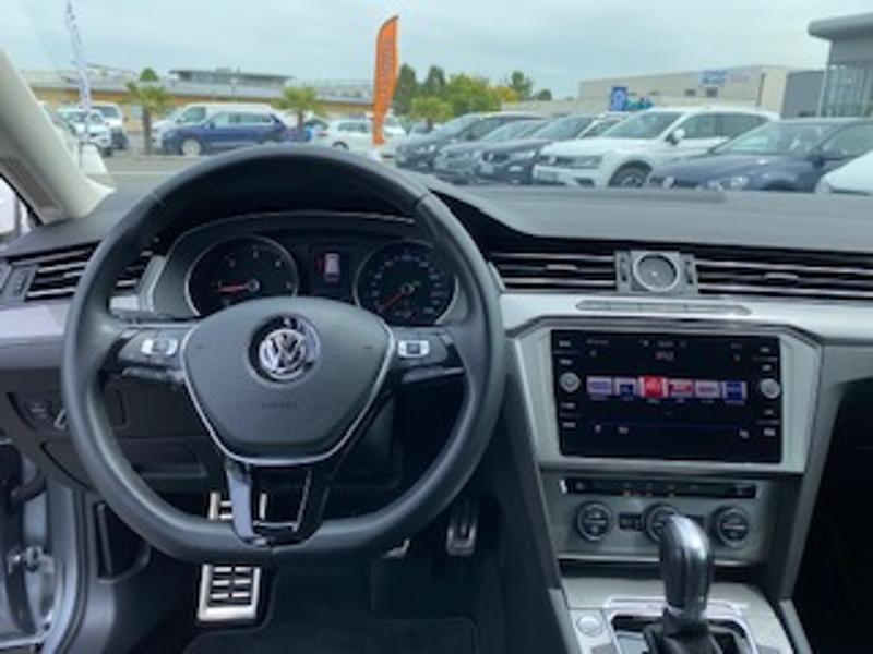 Volkswagen Passat Alltrack 2.0 TDI 190ch 4Motion DSG7 Euro6d-T Gris occasion à TARBES  - photo n°10