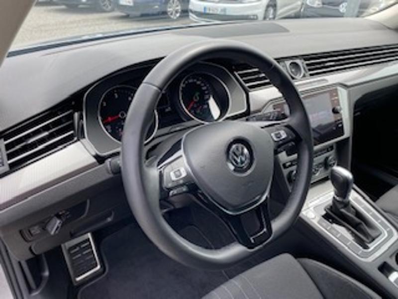 Volkswagen Passat Alltrack 2.0 TDI 190ch 4Motion DSG7 Euro6d-T Gris occasion à TARBES  - photo n°2
