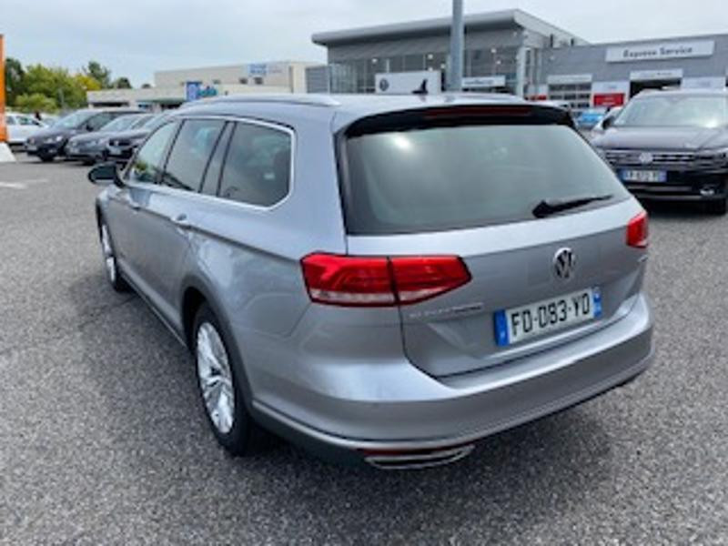 Volkswagen Passat Alltrack 2.0 TDI 190ch 4Motion DSG7 Euro6d-T Gris occasion à TARBES  - photo n°6