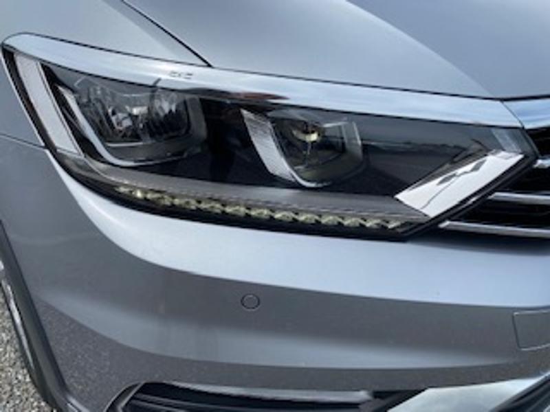 Volkswagen Passat Alltrack 2.0 TDI 190ch 4Motion DSG7 Euro6d-T Gris occasion à TARBES  - photo n°8