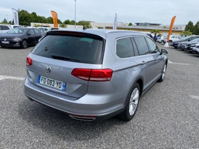 Volkswagen Passat Alltrack 2.0 TDI 190ch 4Motion DSG7 Euro6d-T Gris occasion à TARBES  - photo n°3