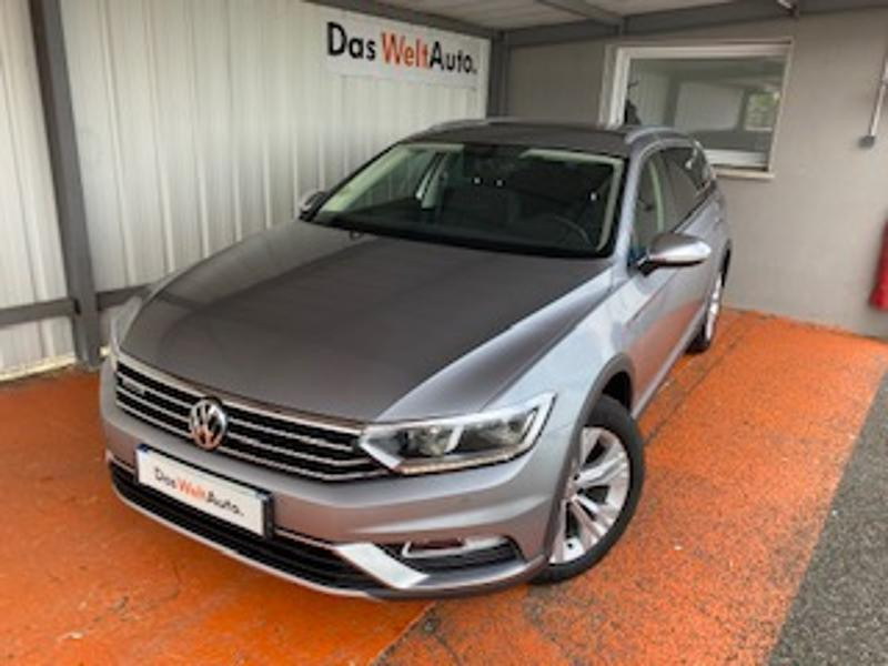 Volkswagen Passat Alltrack 2.0 TDI 190ch 4Motion DSG7 Euro6d-T Gris occasion à TARBES