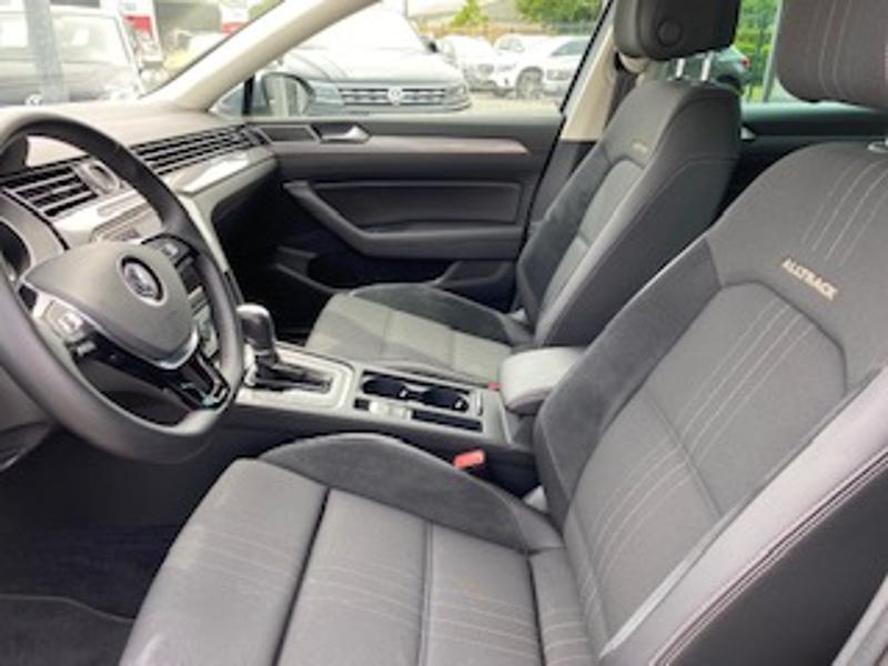 Volkswagen Passat Alltrack 2.0 TDI 190ch 4Motion DSG7 Euro6d-T Gris occasion à TARBES  - photo n°12