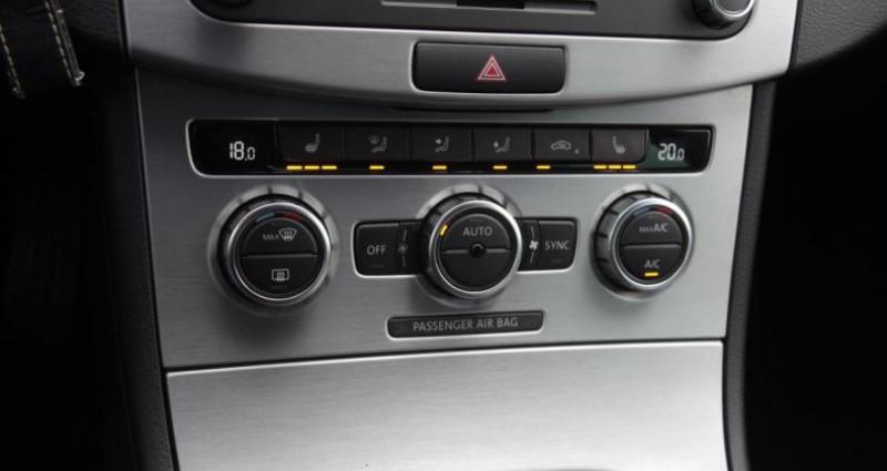 Volkswagen Passat CC 2.0 TDI 140 BLUEMOTION TECHNOLOGY CARAT EDITION Bleu occasion à Chambourcy - photo n°7