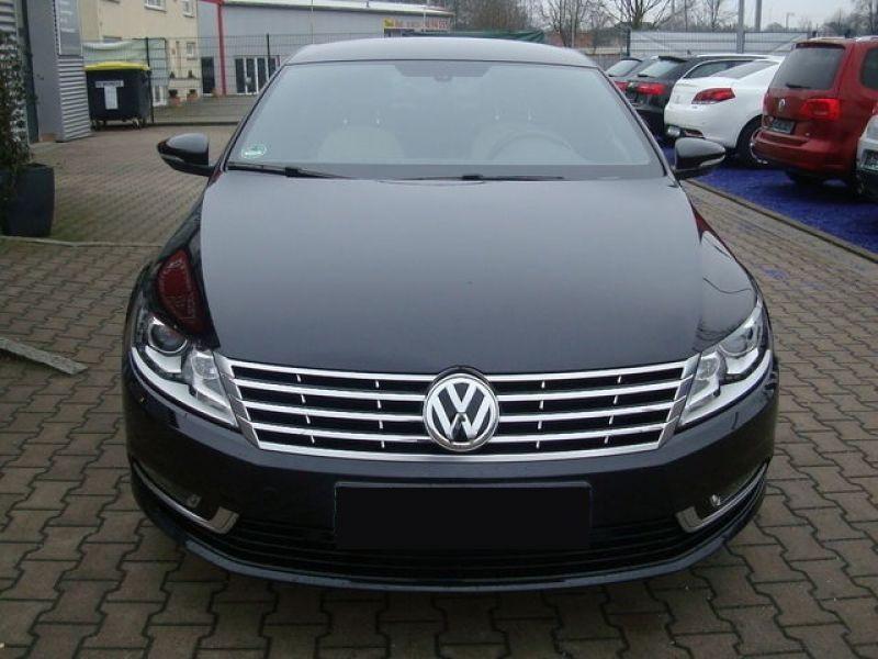 Volkswagen Passat CC 2.0 TDI 140 ch Noir occasion à Beaupuy - photo n°7