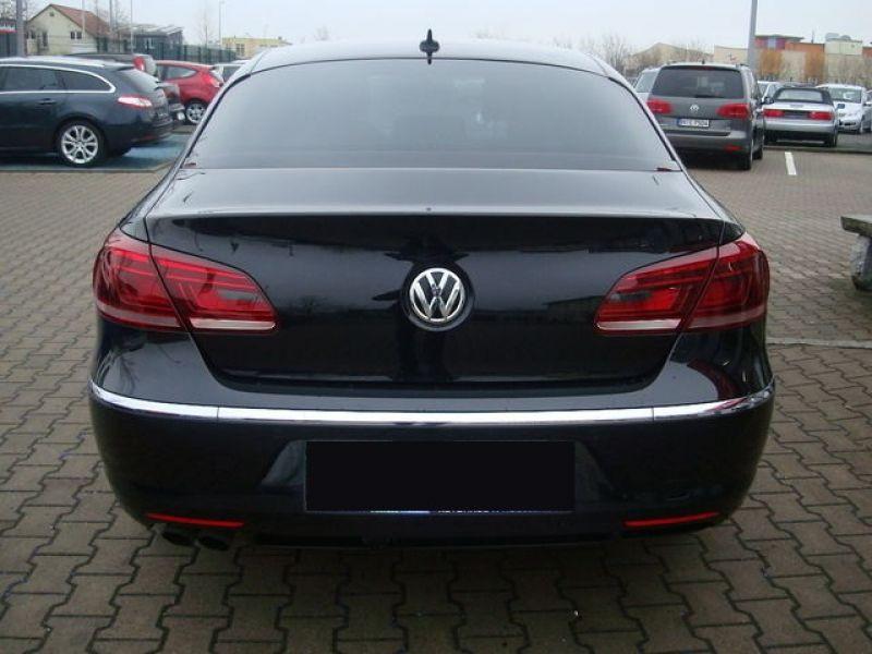 Volkswagen Passat CC 2.0 TDI 140 ch Noir occasion à Beaupuy - photo n°8