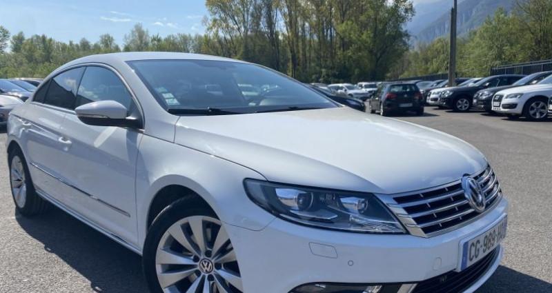 Volkswagen Passat CC 2.0 TDI 140CH BLUEMOTION TECHNOLOGY FAP Blanc occasion à VOREPPE - photo n°2
