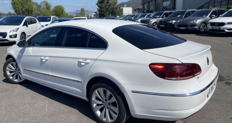 Volkswagen Passat CC 2.0 TDI 140CH BLUEMOTION TECHNOLOGY FAP Blanc occasion à VOREPPE - photo n°3
