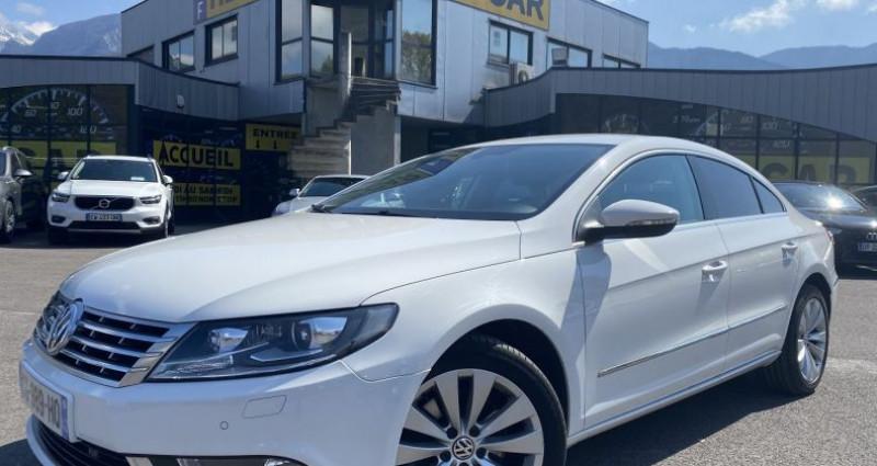 Volkswagen Passat CC 2.0 TDI 140CH BLUEMOTION TECHNOLOGY FAP Blanc occasion à VOREPPE