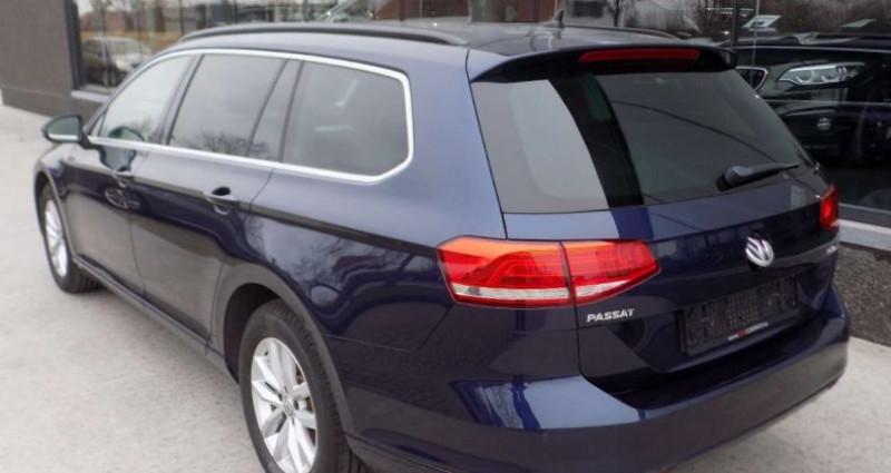 Volkswagen Passat CC Variant 1.6 CR TDi COMFORT - GPS - PDC - CAMERA - ADAPT. Bleu occasion à Hooglede - photo n°4
