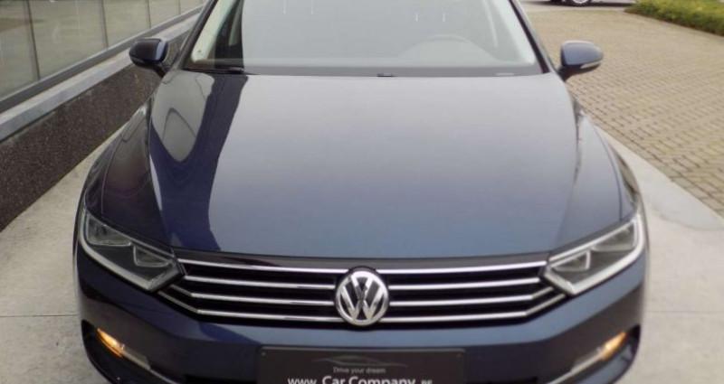 Volkswagen Passat CC Variant 1.6 CR TDi COMFORT - GPS - PDC - CAMERA - ADAPT. Bleu occasion à Hooglede - photo n°2