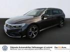 Volkswagen Passat SW 1.4 TSI 218ch Hybride Rechargeable GTE DSG6 Gris à Lanester 56
