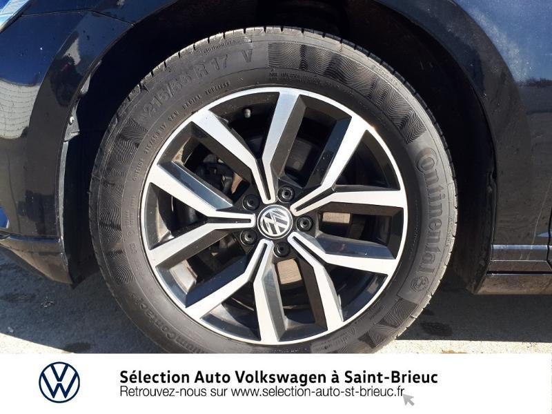Volkswagen Passat SW 2.0 TDI 150ch Connect DSG7 Euro6d-T Noir occasion à Saint Brieuc - photo n°14