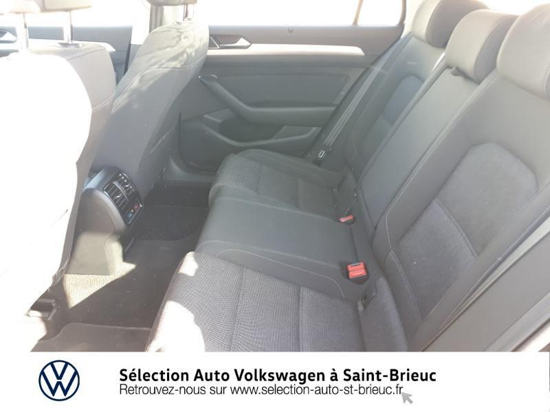 Volkswagen Passat SW 2.0 TDI 150ch Connect DSG7 Euro6d-T Noir occasion à Saint Brieuc - photo n°11