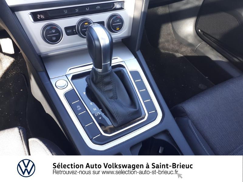 Volkswagen Passat SW 2.0 TDI 150ch Connect DSG7 Euro6d-T Noir occasion à Saint Brieuc - photo n°10