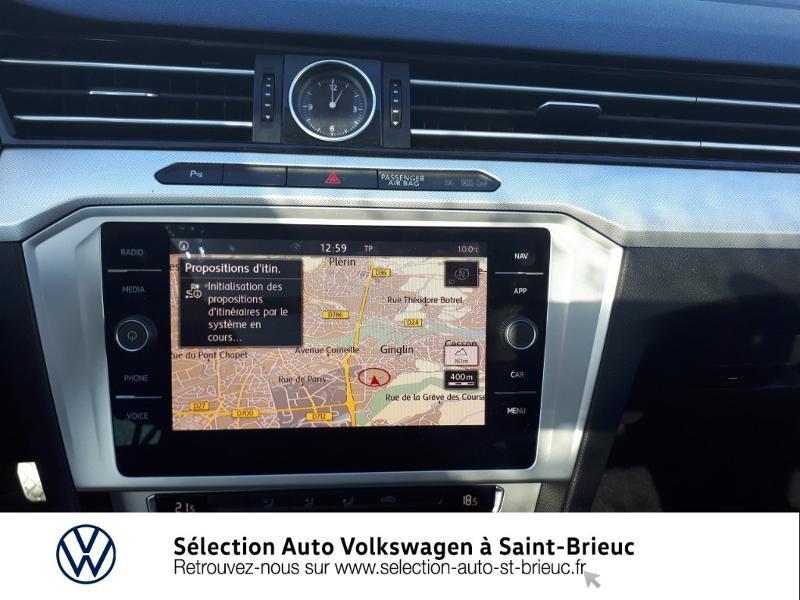 Volkswagen Passat SW 2.0 TDI 150ch Connect DSG7 Euro6d-T Noir occasion à Saint Brieuc - photo n°8