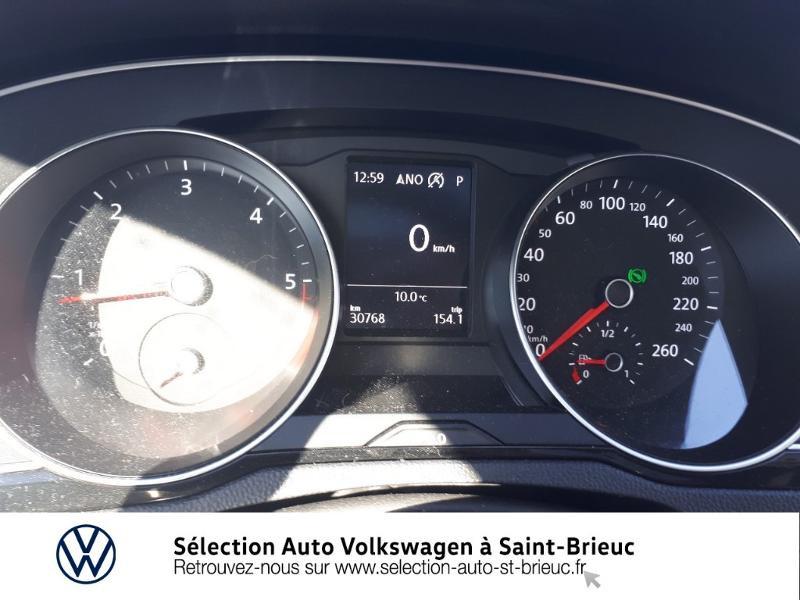 Volkswagen Passat SW 2.0 TDI 150ch Connect DSG7 Euro6d-T Noir occasion à Saint Brieuc - photo n°9