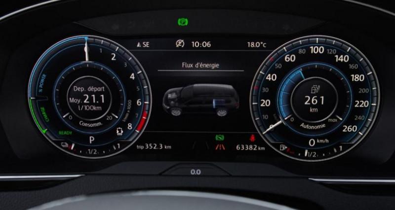 Volkswagen Passat SW VIII SW 1.4 TSI 218 GTE 6CV DSG6 Gris occasion à Chambourcy - photo n°5