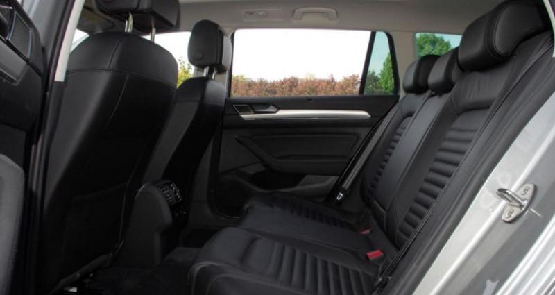 Volkswagen Passat SW VIII SW 1.4 TSI 218 GTE 6CV DSG6 Gris occasion à Chambourcy - photo n°4