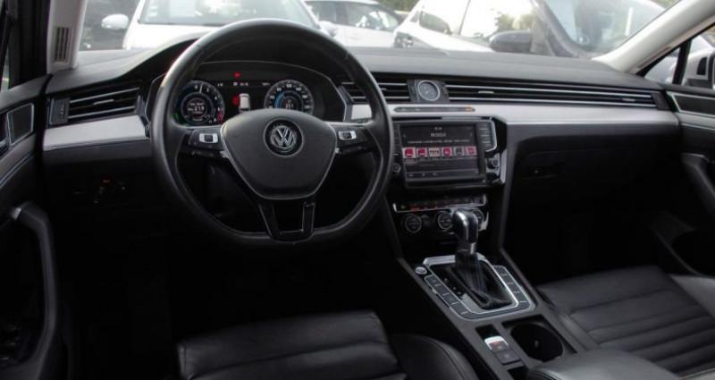 Volkswagen Passat SW VIII SW 1.4 TSI 218 GTE 6CV DSG6 Gris occasion à Chambourcy - photo n°2