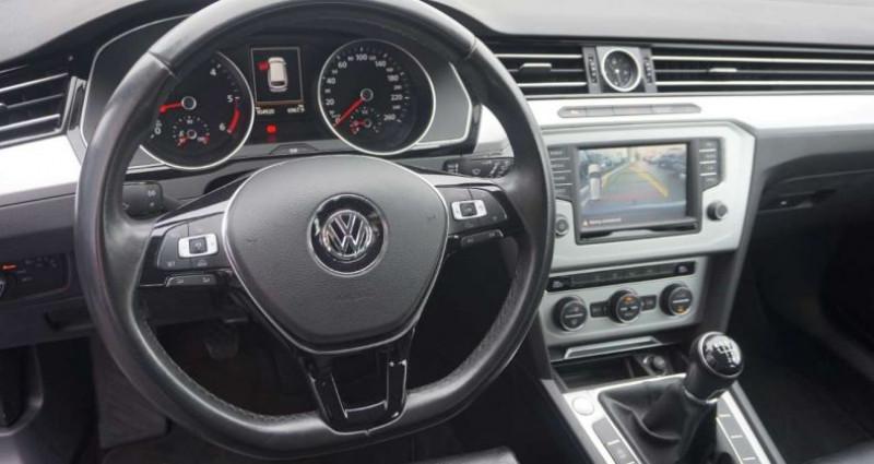Volkswagen Passat V 1.6 CR TDi Comfortl-EURO6-LEDER-CAMERA-TREKH-NAVI Bleu occasion à Hulste-Harelbeke - photo n°4